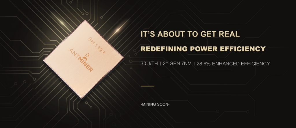 Bitmain Announces New 7nm Bitcoin Mining Chip With29% More Efficiency