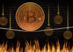 Bitcoin Fractal Indicates a Massive Price Crash to Below $3,000